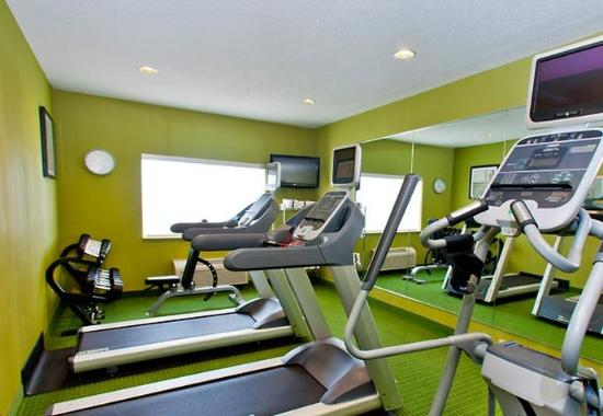 Joliet, IL: Fitness Center