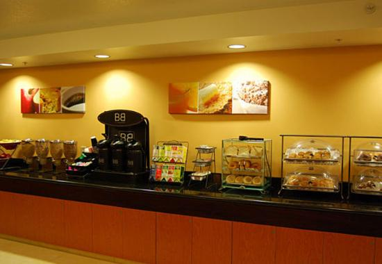 Mission Viejo, Californien: Breakfast Buffet