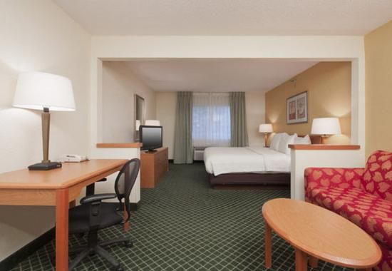 Sioux City, IA : Executive King Suite