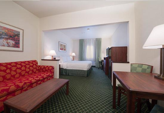 Tracy, CA: Executive King Guest Room
