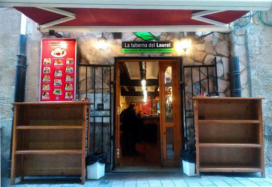 La taberna del laurel logrono restaurant reviews phone - Bed and breakfast logrono ...
