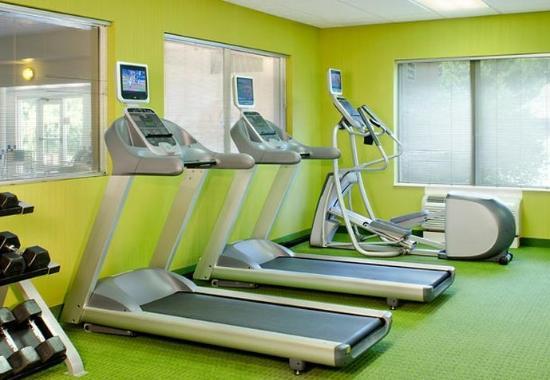 Battle Creek, MI: Fitness Room