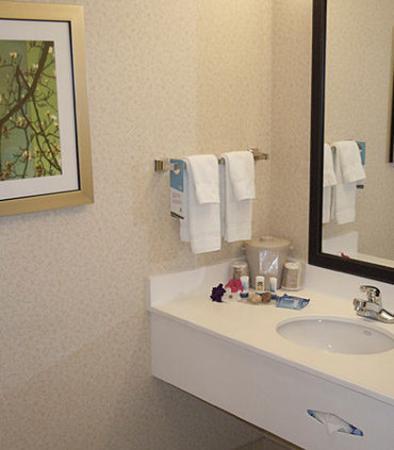 Ukiah, CA: Suite Bathroom