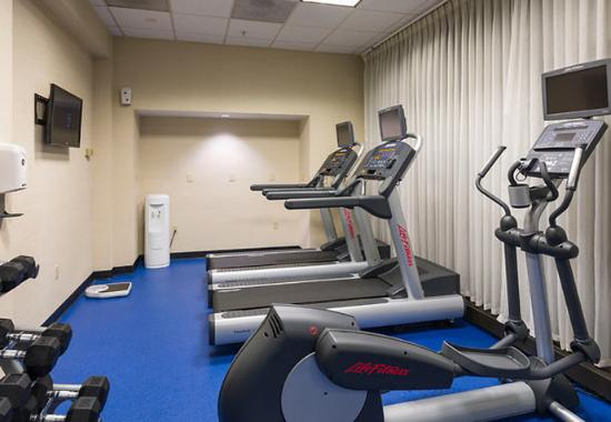 Laurel, MD: Fitness Center