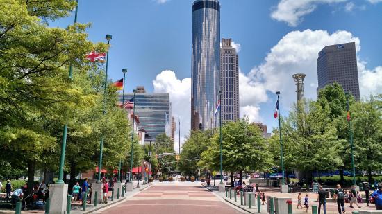 Centennial Olympic Park: Centennial Olímpico Park