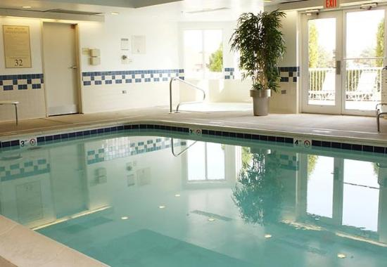 Saint Charles, إلينوي: Indoor Pool & Spa