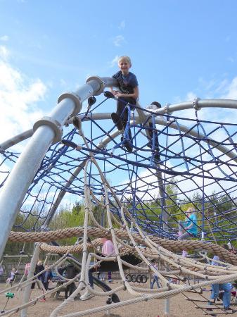 Эшби-де-ла-Зауч, UK: Playground