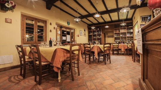 Barberino Val d'Elsa, Italie : Sala 2