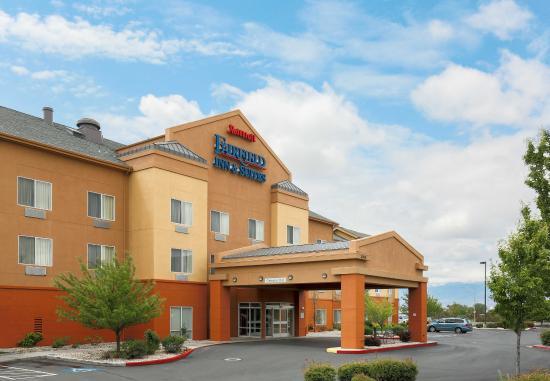 Fairfield Inn & Suites Reno Sparks: Exterior