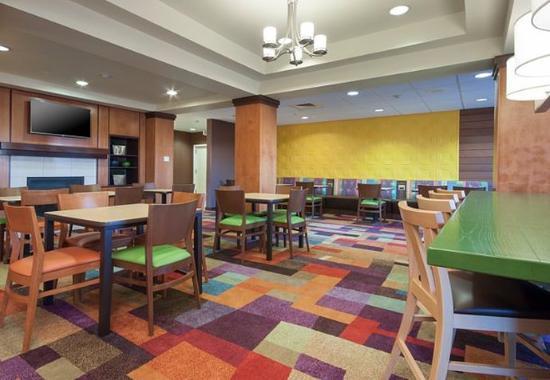 El Centro, Калифорния: Breakfast Dining Area