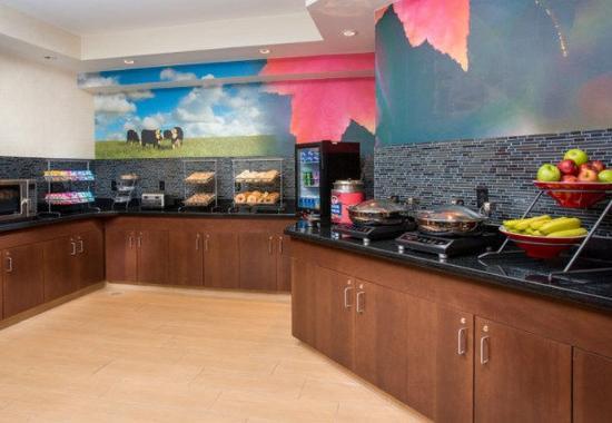 Ashland, Кентукки: Breakfast Buffet