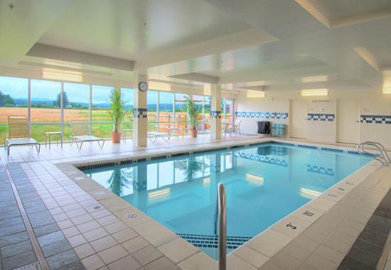 Burlington, WA: Indoor Pool
