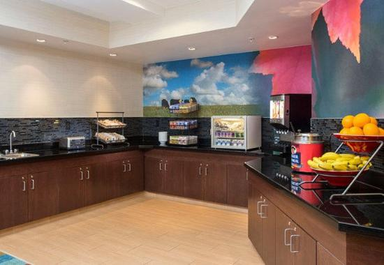 Greeley, Colorado: Breakfast Buffet
