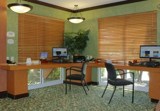 Burley, ID: Business Center