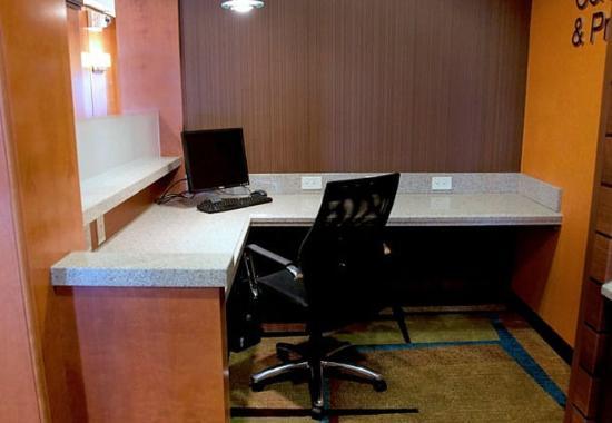 Ames, IA: Business Center