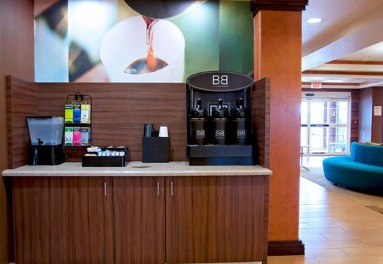 Ames, IA: Coffee Station