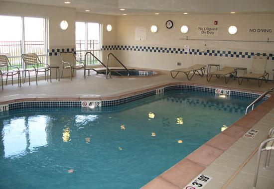 Ames, IA: Indoor Pool
