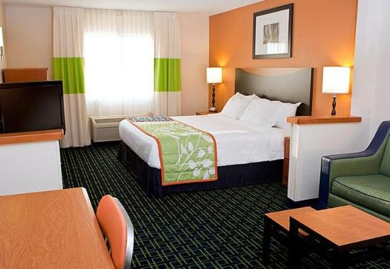 Lima, OH : Executive King Guest Room