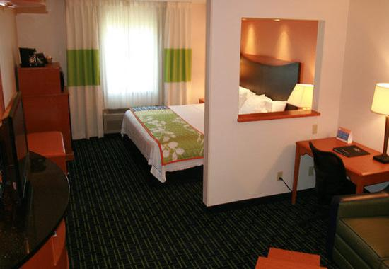 Norman, Оклахома: Extended King Guest Room