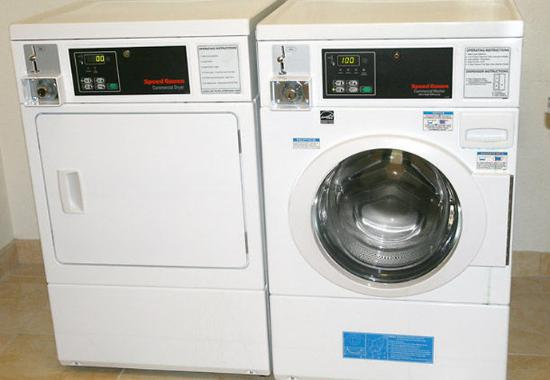 Norman, OK: Guest Laundry