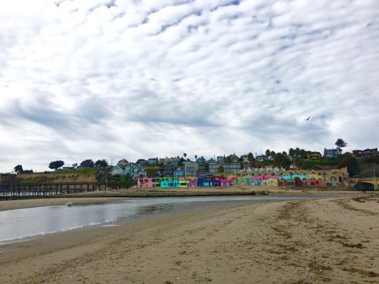 Capitola City Beach