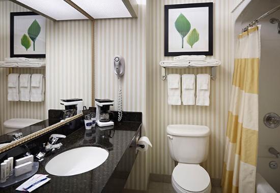 Fairfield Inn Toronto Oakville: Guest Bathroom