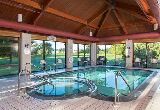 Webster, estado de Nueva York: Indoor Pool