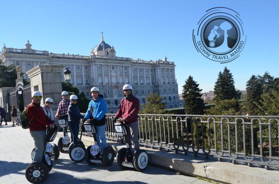 ‪Segway Travel Madrid‬