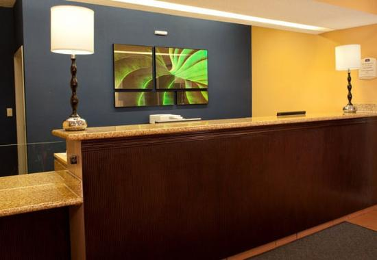 New Paris, OH: Front Desk