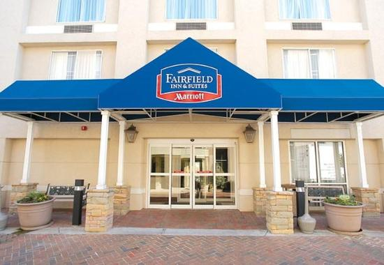 Fairfield Inn & Suites Atlanta Buckhead: Entrance