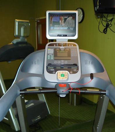 Roseville, MN: Fitness Room