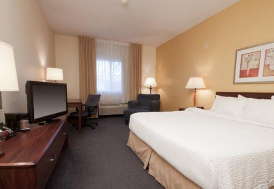 Λίβερπουλ, Νέα Υόρκη: King Guest Room