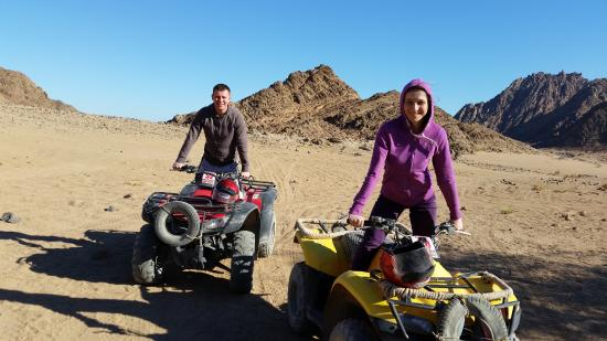 Sharm Vacations Excursion - Day Tours: Мы в пустыне