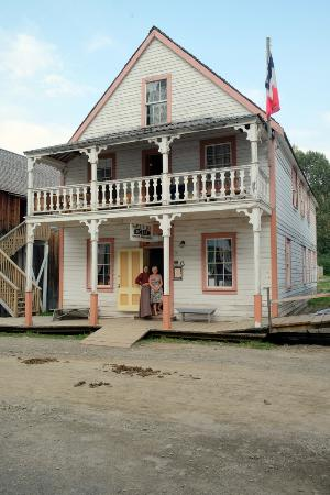 Barkerville, Canadá: St George Hotel
