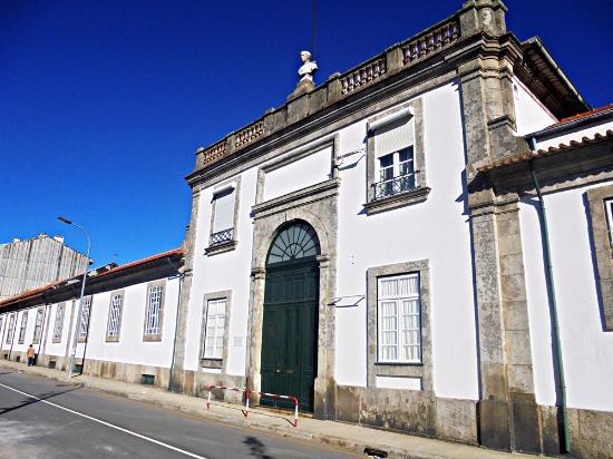 Colégio do Barão de Nova Sintra Building