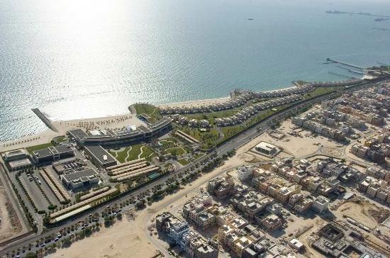 Hilton Kuwait Resort: Hilton Kuwait Aerial Image