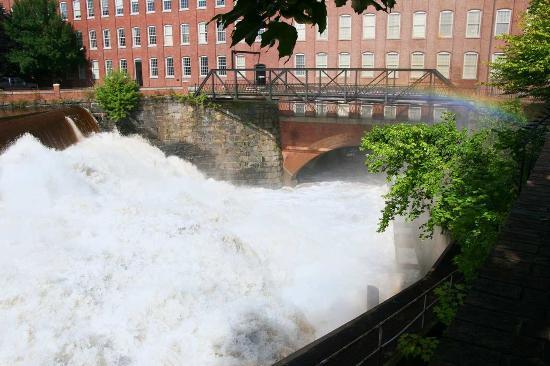 Dover, Νιού Χάμσαϊρ: Cocheco Falls