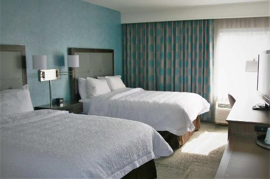 Hampton Inn Lakeland- North I-4: 2 Queen Beds