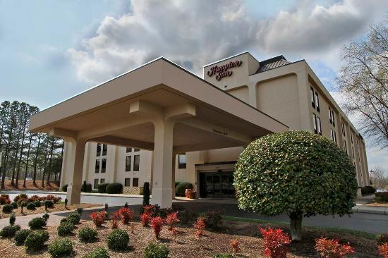 Hampton Inn: Welcome to Hampton Inn Salisbury, NC 