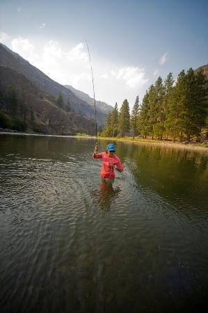 Salmon River Anglers: Pure wilderness