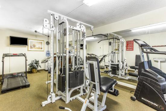 Quality Inn University : Fitness
