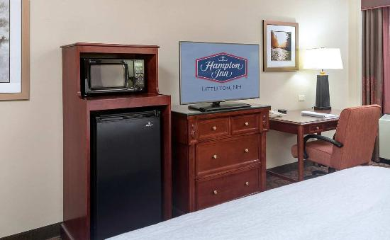Littleton, NH: Guest Rooms Microwaves and Fridges