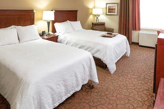 Littleton, Νιού Χάμσαϊρ: Guest Room with 2 Queen Beds