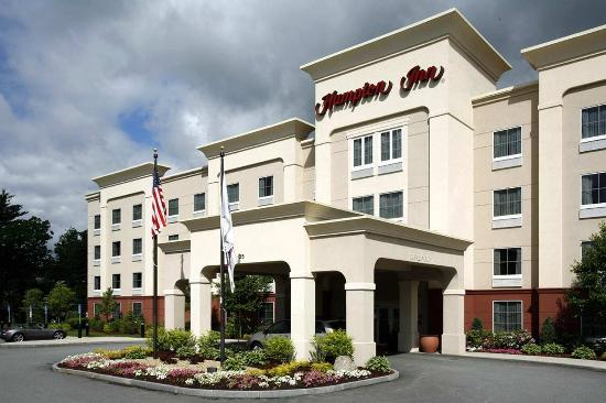 Billerica, MA: Welcome to the Hampton Inn Boston Bedford Burlington
