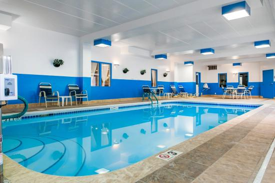 Comfort Inn Oxford : Pool