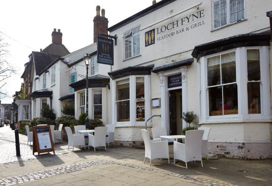 Welcome to Loch Fyne in Kenilworth