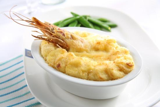 Kenilworth, UK: Loch Fyne Fish Pie