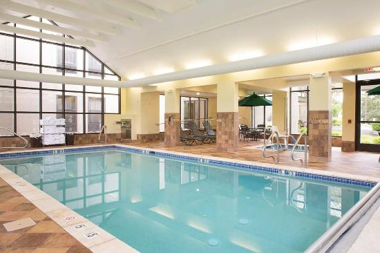 Clarks Summit, Pennsylvanie : Indoor Pool