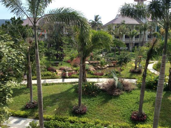 Chez Carole Center Resort & Spa: Richis Beach Resort