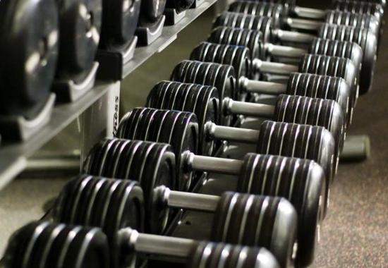 Greenbelt, MD: Fitness Center – Free Weights